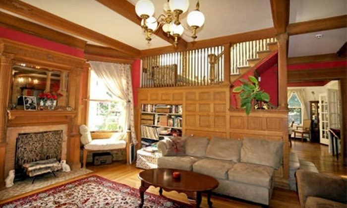 Lathrop House B&B - Forest Park: $125 for Two-Night Stay Plus One Breakfast in Bed at Lathrop House B&B ($300 Value)