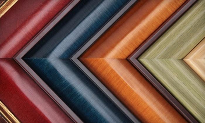 Framings - Armonk: $125 for $250 Worth of Custom Framing at Framings in Armonk