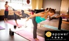 CorePower Yoga - National - Multiple Locations: $59 for One Month of Unlimited Yoga Classes at CorePower Yoga ($159 Value). Two Locations Available.