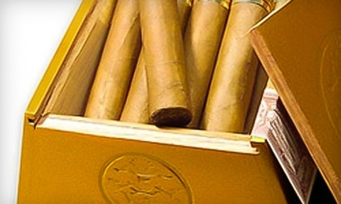 StogieBoys.com: $20 for $40 Worth of Cigars and More from StogieBoys.com