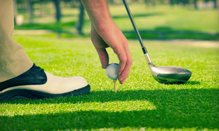 Hail Ridge Golf Course - Boonville: $39 for an 18-Hole Golf Outing for Two with Cart Rental at Hail Ridge Golf Course in Boonville (Up to $80 Value)