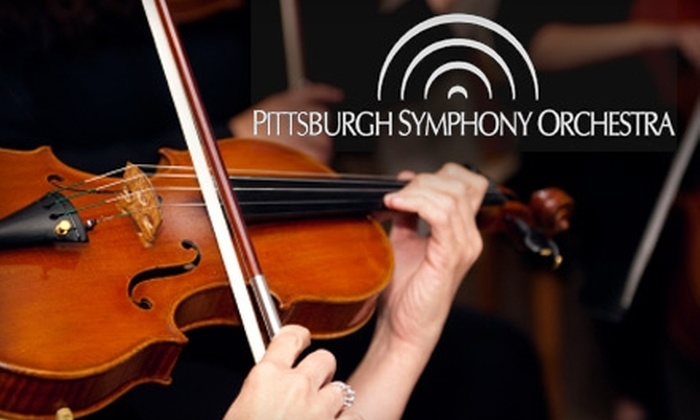 Pittsburgh Symphony Orchestra - Downtown: Up to 51% Off Three-Concert Package at the Pittsburgh Symphony Orchestra. Choose Between Two Concert Series.