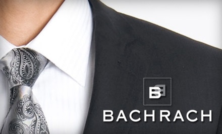 $50 Groupon to Bachrach - Bachrach in Dallas