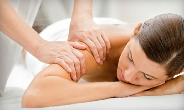 Golden Oaks Day Spa - Georgetown: $55 for a 90-Minute Swedish Massage ($110 Value), $55 for a 90-Minute Hot Stone Massage ($120 Value), or $55 for a 90-Minute Herbal Bodywrap ($125 Value)