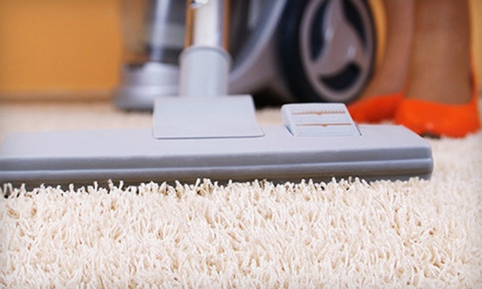 Triad QuickClean - High Point University: Carpet Cleaning for Four Rooms or Cleaning for Up to Three Area Rugs from Triad Quick Clean (Up to 69% Off)