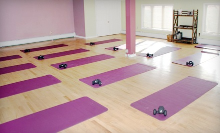 5-Class Punch Card (a $75 value) - Little Black Dress Fitness in Boonton