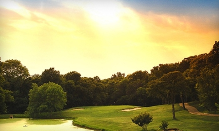 Bear Creek Golf Club - Euless: $59 for Two Rounds of Golf, One on West Course and One on East Course, with Cart Rental at Bear Creek Golf Club