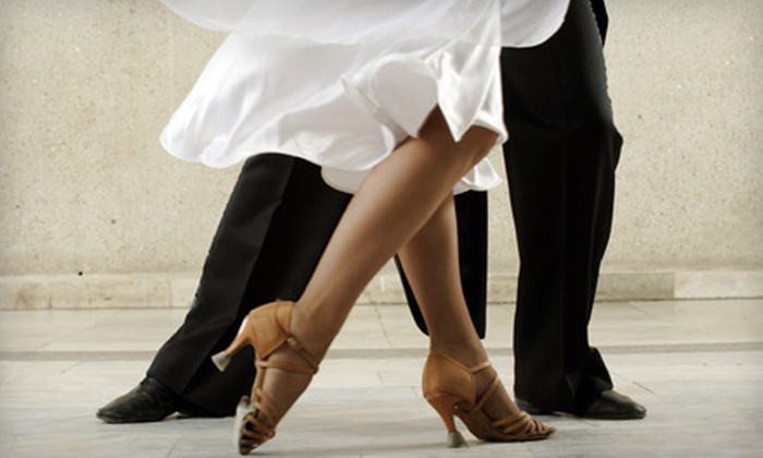 U Can Dance Houston - Multiple Locations: Two or Five Private Dance Lessons at U Can Dance Houston