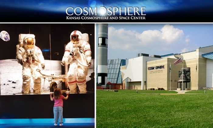 Kansas Cosmosphere and Space Center - Hutchinson: $8 for One All-Day Mission Pass to the Kansas Cosmosphere and Space Center