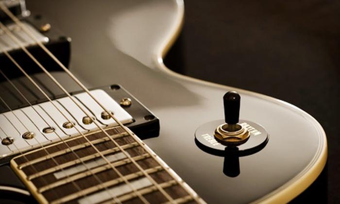 Lee Stuart's Guitar Lab - Philadelphia: $30 for Two Music Lessons at Lee Stuart's Guitar Lab ($60 Value)