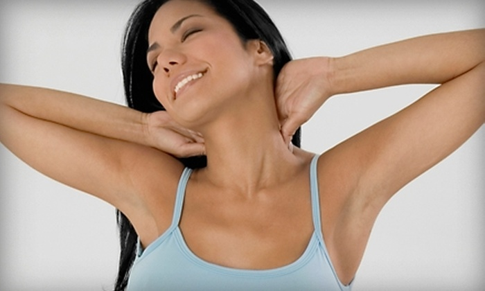 HLC Med Advanced Laser and Skin Care - Peabody: Three Laser Hair-Removal Treatments at HLC Med Advanced Laser and Skin Care. Four Locations Available.