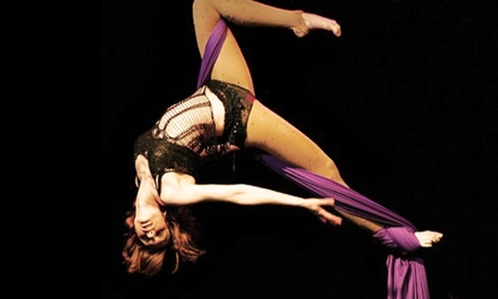 Hidden Talents Dance and Fitness - Garfield: $35 for Three Pole-Dancing or Aerial Classes at Hidden Talents Dance and Fitness in Huntington Beach (Up to $90 Value)