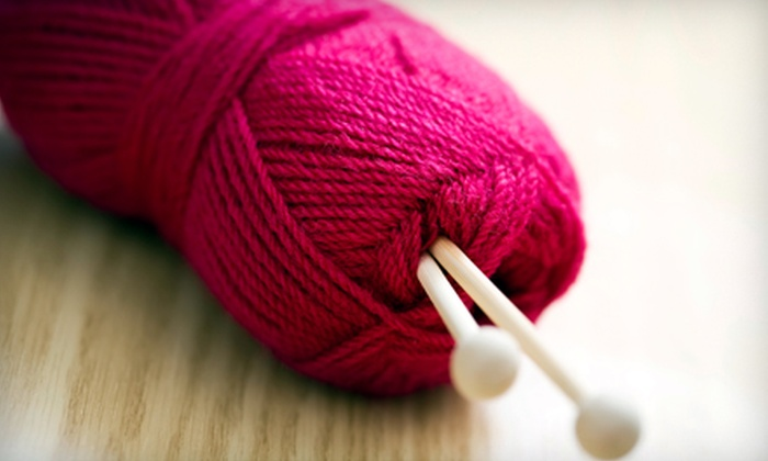 Ewe Asked For It - Parkallen: $10 for $20 Worth of Knitting Supplies at Ewe Asked for It