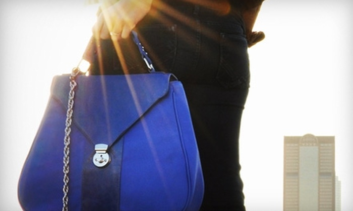 Ashard Richley: $25 for $55 Worth of Handbags and Jewelry from Ashard Richley