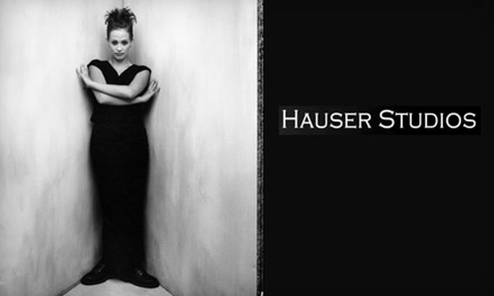 """Marc Hauser Portraits - Near West Side: $80 for 15-Minute Photo Shoot and One 11""""x14"""" High Res Image at Marc Hauser Portraits ($1,250 Value)"""