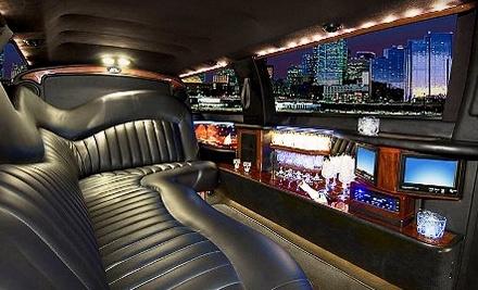 $50 Groupon to Vincent's Limousine Service - Vincent's Limousine Services in