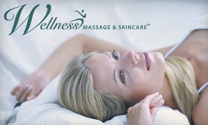 Wellness Massage & Skincare - Newton Center: $59 for Choice of Facial Service ($95 Value), Plus $25 Facial Credit, at Wellness Massage & Skincare