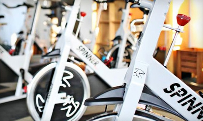 RPM Fitness Studio - Valley Village: $39 for 10 Fitness-Class Package with Gear Rental at RPM Fitness Studio in Toluca Lake (Up to $140 Value)
