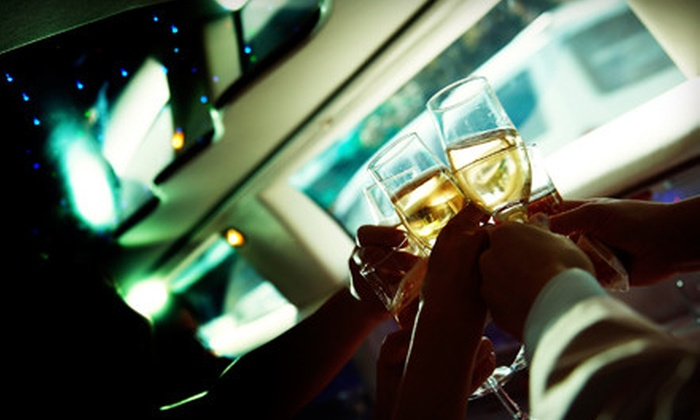 Seattle Green Limo - Broadway: $99 for $300 Worth of Party Bus or Limo Service from Seattle Green Limo