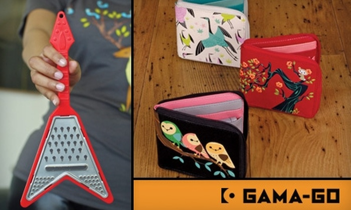 GAMA-GO - New York City: $10 for $20 Worth of Creative Gifts, Cool T-Shirts, Hipster Housewares, and More at GAMA-GO