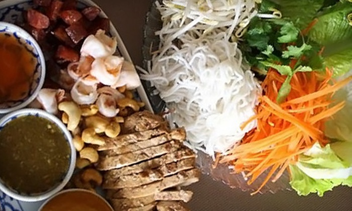Andaman Kitchen - Sandy: Thai Cuisine for Dinner or Lunch at Andaman Kitchen in Sandy