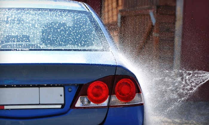 Carolina Auto Spa - Multiple Locations: $29 for 60 Days of Unlimited Car Washes at Carolina Auto Spa ($96 Value)