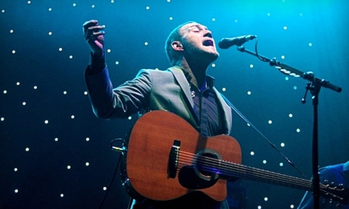 David Gray - Old Market: $20 for a Level 3 Ticket to the David Gray Concert at the Orpheum Theater on Monday, July 11, at 7:30 p.m. ($39.99 Value)