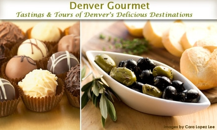 Denver Gourmet Tours  - LoDo: $25 for Walking Tour with Denver Gourmet ($49 Value)