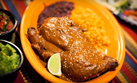 $16 Groupon for Latin Grill Fare - Sonoma Latina Grill in Novato