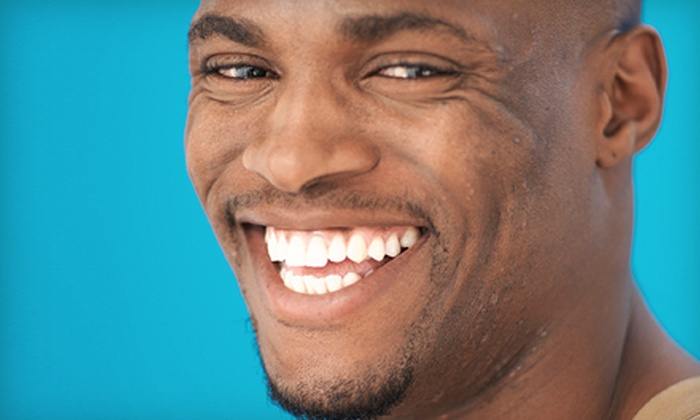 Brighter Smiles - Taylor: Exam, X-rays, and Cleaning or In-Office Zoom! Whitening with Take-Home Trays at Brighter Smiles in Taylor (84% Off)