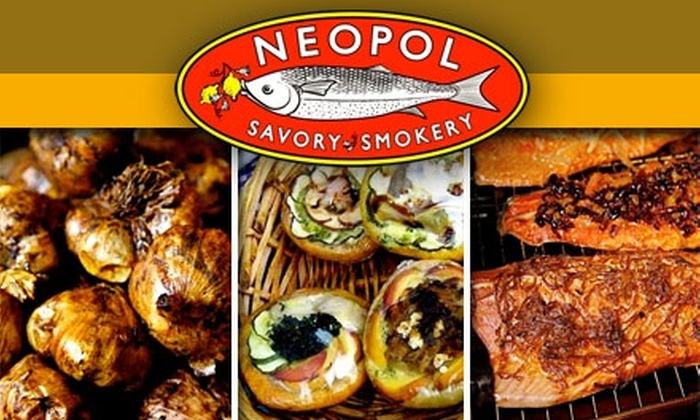 Neopol Savory Smokery - Mid-Govans: $10 for $20 Worth of Savory Smoked Goods at Neopol