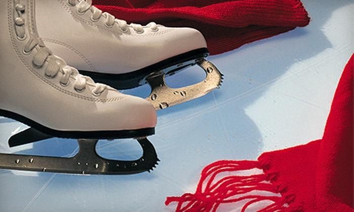 AZ Ice (Peoria) - AZ Ice : $70 for Nine Weeks of Group Ice-Skating Lessons at Polar Ice Peoria ($141 Value)