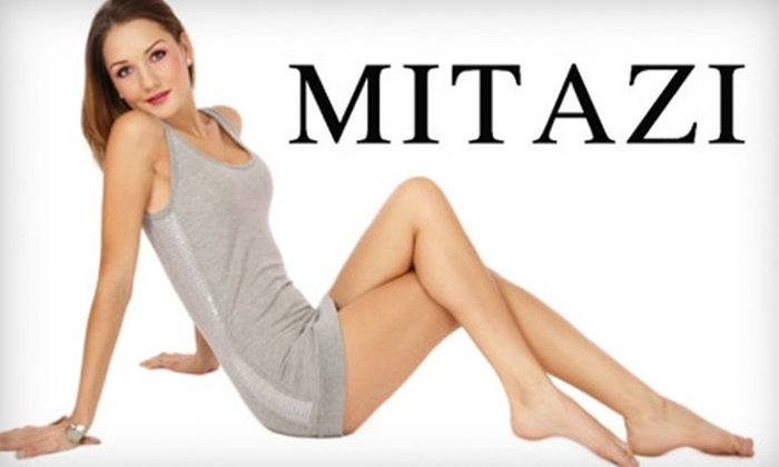 Mitazi Full Service Nail & Waxing Salon - Lincoln Park: $25 for $50 Worth of Waxing Services at Mitazi Full Service Nail & Waxing Salon