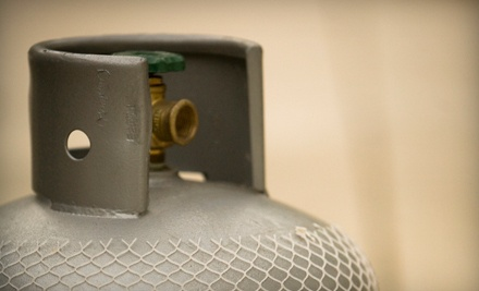 One 20-Pound Propane-Tank Refill (a $24 value) - Ace Hardware Rochester in Rochester