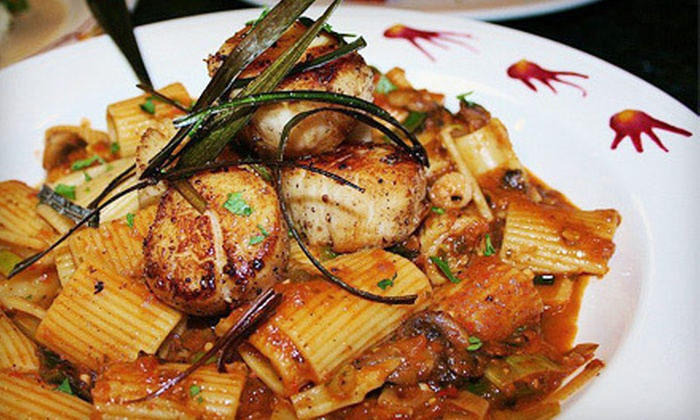 Chef Mo's Restaurant & Bar - Biltmore Forest: Two-Course Latin-Inspired Meal for Two or Four at Chef Mo's Restaurant & Bar (Up to 53% Off)