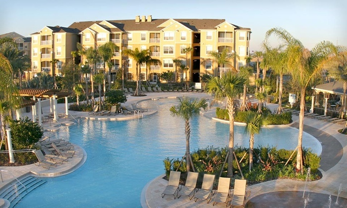 Magical Memories Villas - Fountain Heights: Two-Night Stay for Four, Six, or Eight in One-, Two-, or Three-Bedroom Condos at Magical Memories Villas in Florida