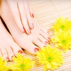 Up to 54% Off Mani-Pedis at Franck Provost