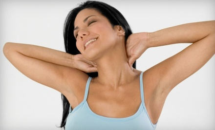 6 Laser Hair-Removal Treatments for 1 Small Area (a $480 value) - Amoderm in Irvine
