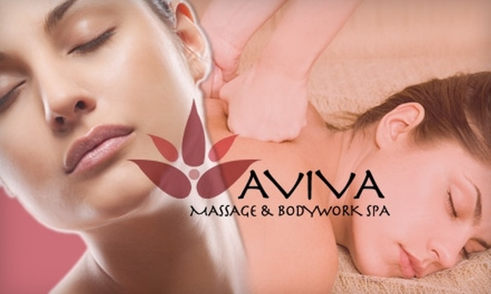 AVIVA Massage & Bodywork Spa - Mandeville: $35 60-Minute Massage at AVIVA Massage & Bodywork Spa