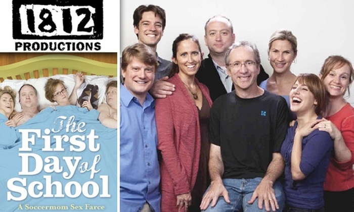 1812 Productions - Rittenhouse Square: $10 Tickets to 'The First Day of School', 10/1, 8 p.m., at 1812 Productions ($20 Value)