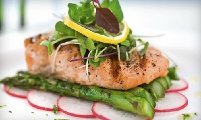 Opus - Northport: $25 for $50 Worth of Upscale Seafood and American Dinner Cuisine at Opus in Northport