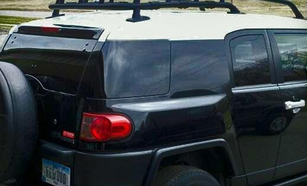 Window Tinting for a Single-Cab Truck (and $80 value) - Auto Reflections in Waukee