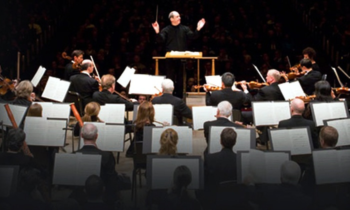 Atlanta Symphony Orchestra - Midtown: Dress-Circle Seating for Atlanta Symphony Orchestra Performance. 14 Shows Available.