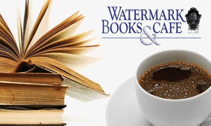 Watermark Books and Café - College Hill: $10 for $20 Worth of Books, Drinks, and Sandwiches at Watermark Books and Café