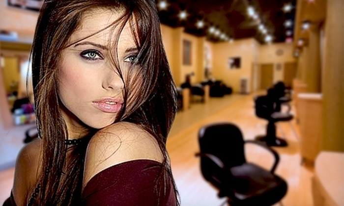 Bonne Vie Salon - Winter Park: $40 for a Haircut and Deep-Conditioning Treatment at Bonne Vie Salon in Winter Park (Up to $90 Value)