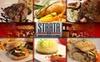 Strata Restaurant & Bar - Northwest Harris: $20 for $40 Worth of Fine Dining at Strata Restaurant & Bar