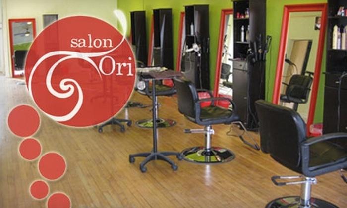 Salon Ori - Lexington - Hamline South: $25 for $50 of Services at Salon Ori