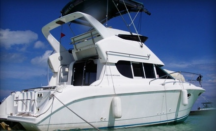 3-Hour Charter Cruise for up to 6 People on a Weekday - South Beach Charters, LLC in Miami
