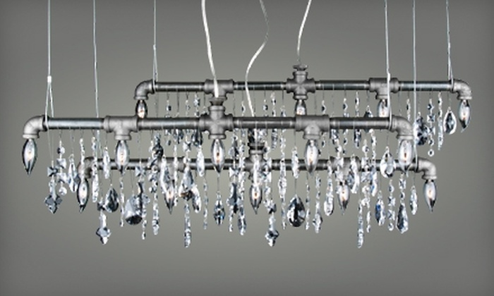 Michael McHale Designs: $99 for $250 Toward Industrial-Chic Lighting at Michael McHale Designs