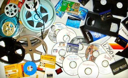 $30 Worth of Analog-to-Digital Conversion of Home Movies, Slides, Photographs, Videos, and Other Media - Creative Photo Video Inc. in Oklahoma City